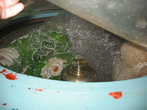 丸洗いアクアジェット
