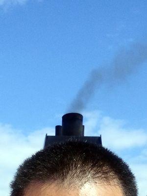 煙頭のトシ