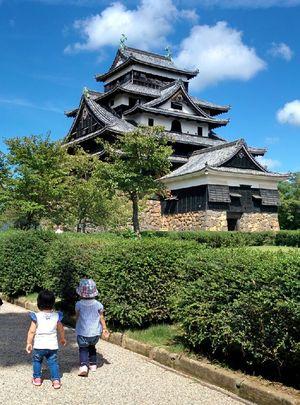 国宝☆松江城