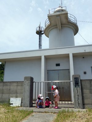 六島の灯台
