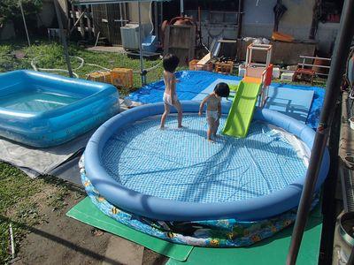 水遊びデラックスコーナー