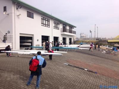 名古屋港漕艇センター