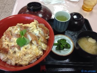 勝央SAの勝(カツ)丼