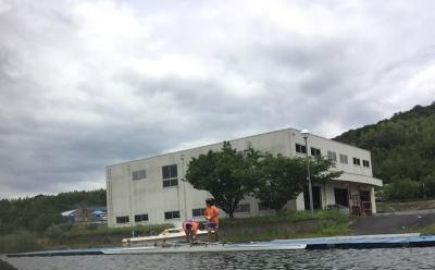 島根大学艇庫