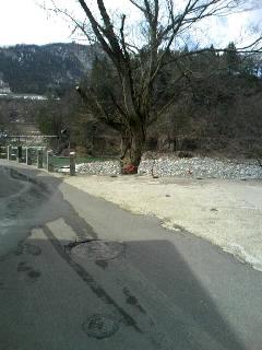 路地口2。