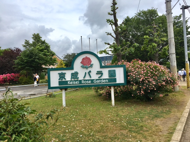 4D京成入口