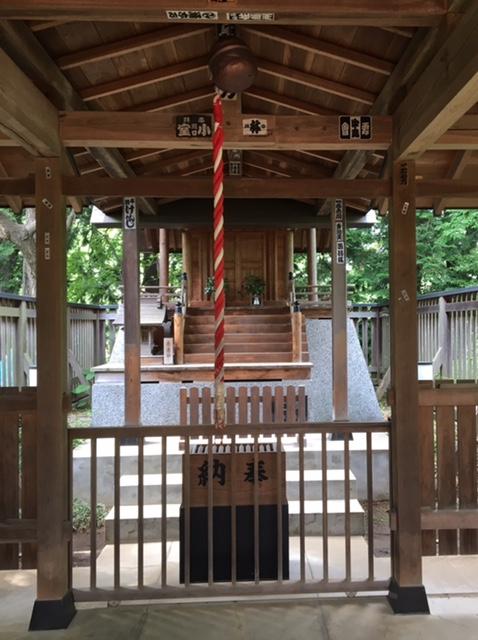 16F与野神社