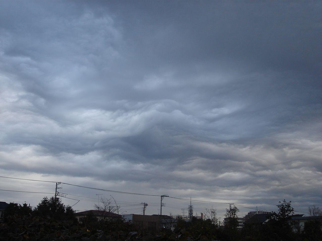 エクストリームリィ不穏な雲行き...