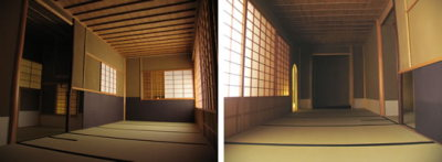熊本城の「本丸御殿大広間」の復元作業6