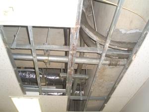 公民館の修繕1