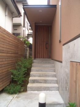 「安行の家」3