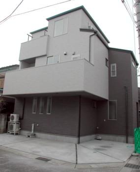 川口市峯のS邸完成