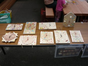 2009年 夏休み子供木工教室2