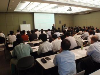 09年10月度 関東SW会勉強会・総会2