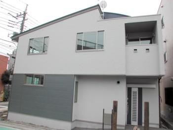 戸田市G様邸 完成に向けてラストスパート!1