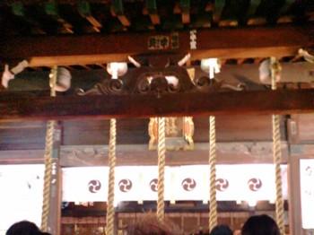 鳩ケ谷氷川神社「酉の市」