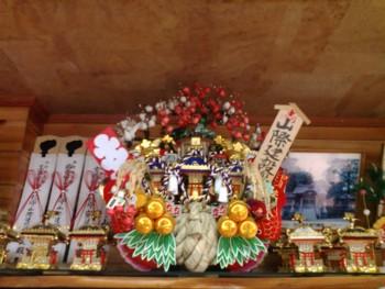鳩ケ谷氷川神社「酉の市」2
