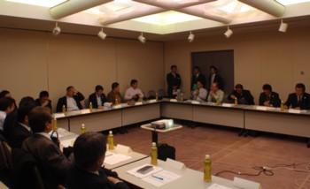 2010年1月度 関東SW会会長会