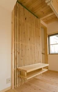 手づくりの家具4