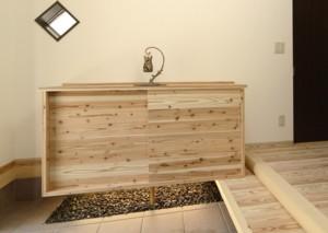 手づくりの家具9