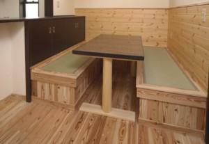 手づくりの家具11