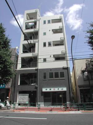新宿区下落合の「丸長ビル」のお引渡し!