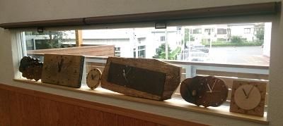 大人の木工教室開催中!