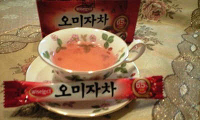 おみじゃ茶