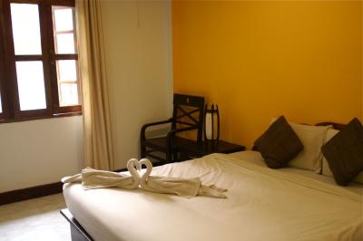 ルアンパバーン、ホテルの部屋