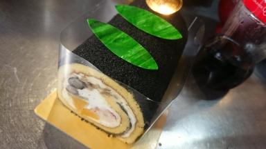 恵方巻 ケーキ