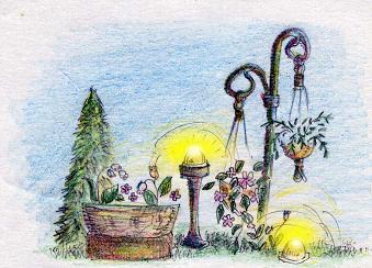 ガーデン設置例2