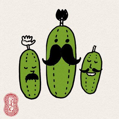 須坂 キャラ モンスター 伝統野菜 信州須坂老舗百年會 農作物 農業 蔵 八町きゅうり