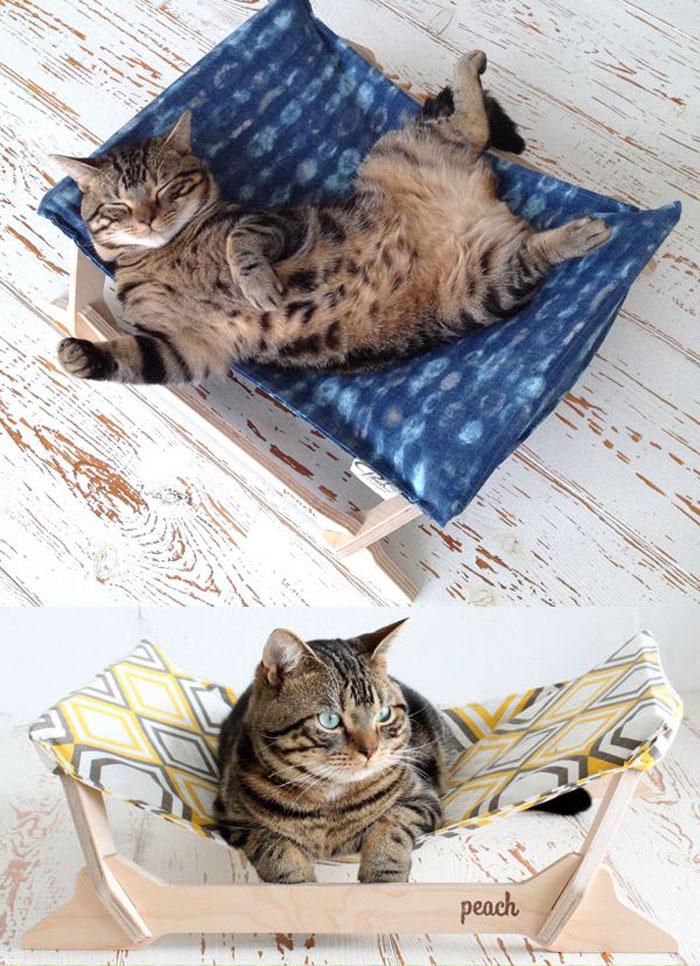 猫ハンモック キティラウンジャー・ミニ
