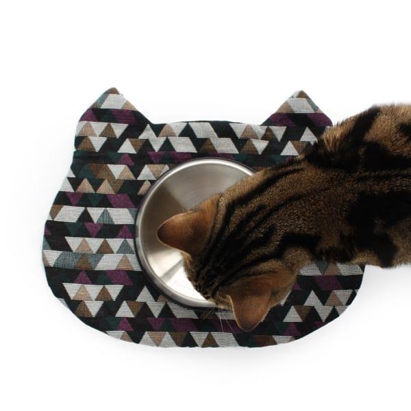 猫 フードマット 食事マット ランチョンマット