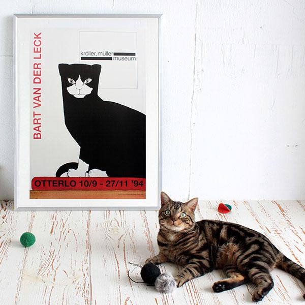 猫ポスター