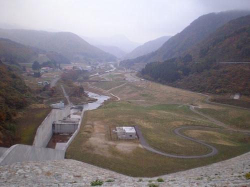 茂庭ダム2