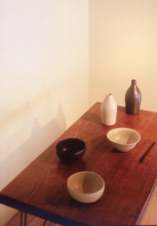 森脇製陶所 器の温もり:森脇靖陶展