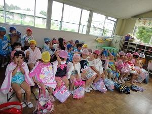 ヶ 丘 幼稚園 虹