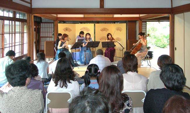 薬師寺コンサート