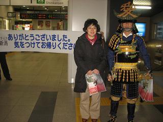 新潟・長岡駅