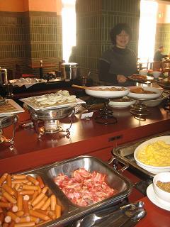 門司港ホテル 朝食