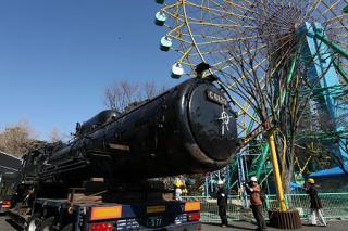 蒸気機関車「C61形20号機」