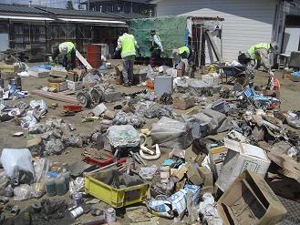神奈川災害ボランティア
