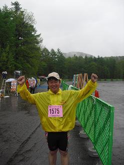 草津温泉マラソン