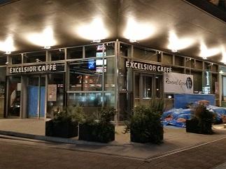 都筑区センター南のサウスウッド「エクセルシオールカフェ」拡張改装休業中! 11月12日にリニューアルオープン!