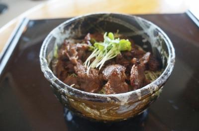 ジンギス丼2