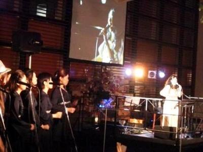 イブのコンサート