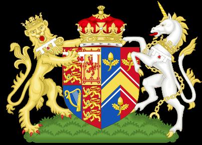 ケイト妃の紋章