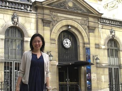 パリ・研究の旅