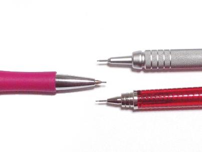カリグラフィー:道具